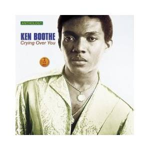 Cover - Ken Boothe: Crying Over You