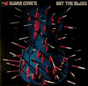 Cover - Don 'Sugarcane' Harris: Sugar Cane's Got The Blues