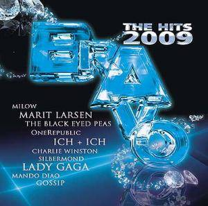 Cover - Marit Larsen: Bravo - The Hits 2009
