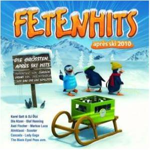 Cover - Chris Boettcher: Fetenhits - Après Ski 2010
