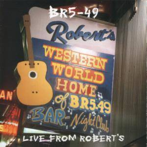 Cover - BR5-49: Live From Robert´s
