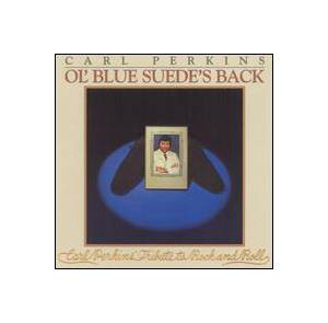 Cover - Carl Perkins: Ol' Blue Suede's Back