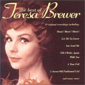 Teresa Brewer: Best Of Teresa Brewer, The - Cover