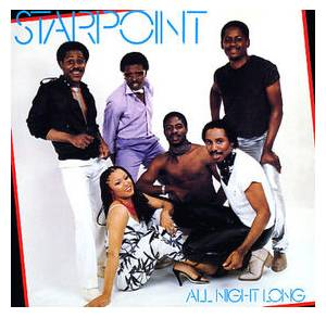 Cover - Starpoint: All Night Long