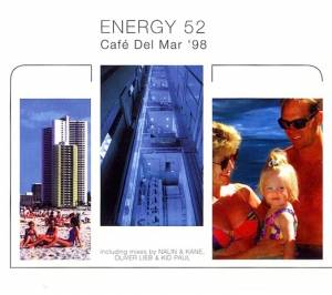 Cover - Energy 52: Café Del Mar '98