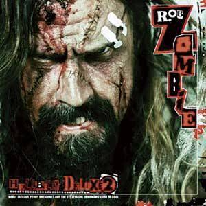 Rob Zombie: Hellbilly Deluxe 2 - Cover