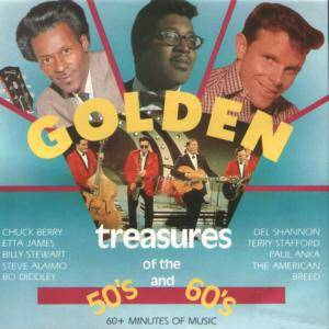 Cover - Jaynetts, The: Golden Treasures Of 50's And 60's