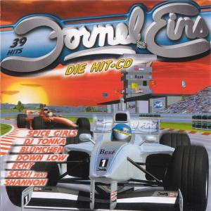 Formel Eins - Die Hit-CD - 3/98 - 39 Hits - Cover