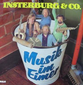 Insterburg & Co.: Musik Im Eimer - Cover