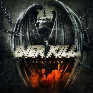 Overkill: Ironbound - Cover
