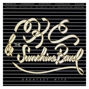 KC And The Sunshine Band: Greatest Hits (T.K. Records) - Cover