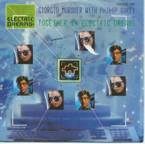 Cover - Philip Oakey & Giorgio Moroder: Together In Electric Dreams