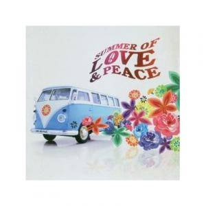 Summer Of Love & Peace - Cover