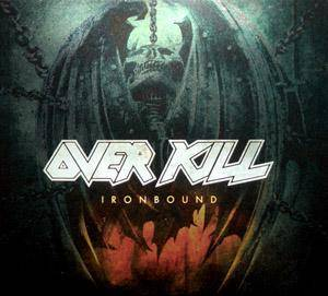 Overkill: Ironbound (CD) - Bild 1