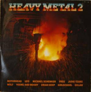 Heavy Metal 2 - Cover