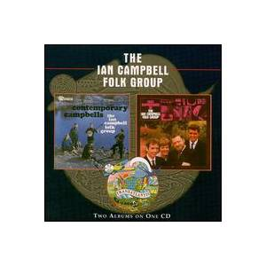 Cover - Ian Campbell Folk Group, The: Contemporary Campbells / New Impressions