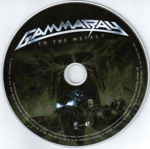 Gamma Ray: To The Metal! (CD) - Bild 5