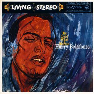 Harry Belafonte: My Lord What A Mornin' - Cover