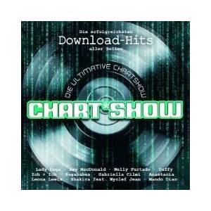 Cover - Shakira & Wyclef Jean: Ultimative Chartshow - Download Hits, Die