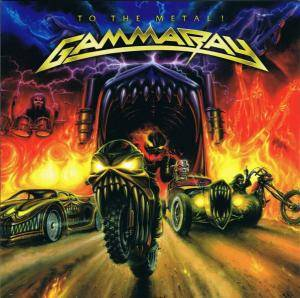 Gamma Ray: To The Metal! (CD + DVD) - Bild 3