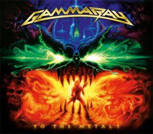 Gamma Ray: To The Metal! (CD + DVD) - Bild 1