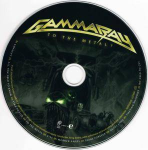 Gamma Ray: To The Metal! (CD + DVD) - Bild 6
