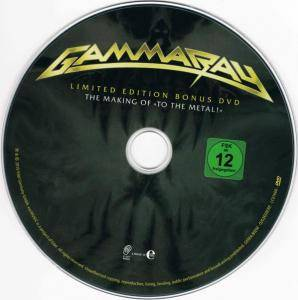 Gamma Ray: To The Metal! (CD + DVD) - Bild 7