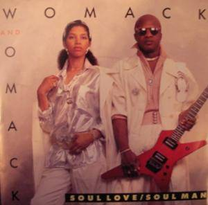 Cover - Womack & Womack: Soul Love / Soul Man