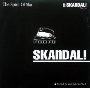 Skandal! The Pork Pie Vinyl Collection Vol.1 - Cover