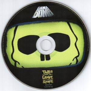 Gama Bomb: Tales From The Grave In Space (CD) - Bild 4