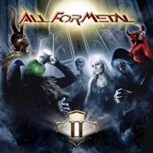 All For Metal II - Cover