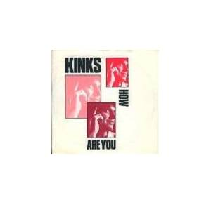The Kinks: How Are You - Cover