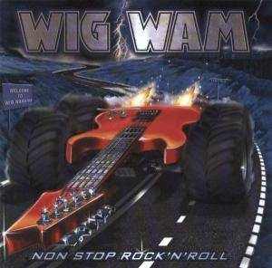 Cover - Wig Wam: Non Stop Rock'n'Roll