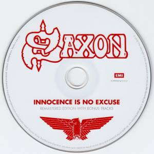 Saxon: Innocence Is No Excuse (CD) - Bild 3