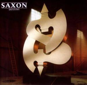 Saxon: Destiny - Cover