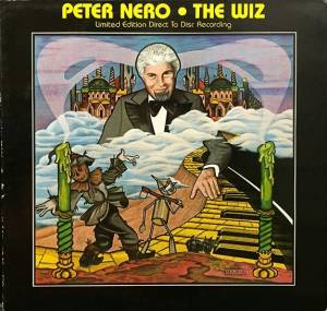 Cover - Peter Nero: Wiz, The