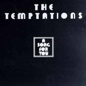 The Temptations: Song For You, A - Cover
