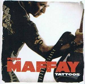 Peter Maffay: Tattoos - Cover