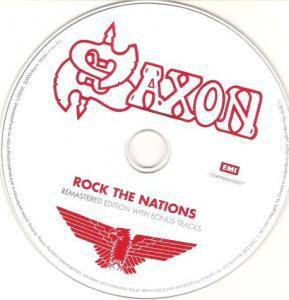 Saxon: Rock The Nations (CD) - Bild 3