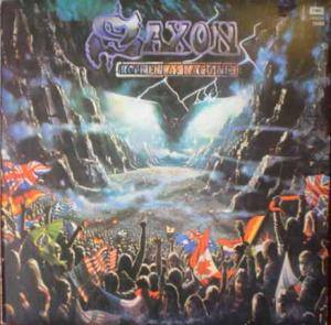 Saxon: Rock The Nations (CD) - Bild 1