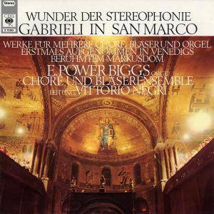 Cover - Giovanni Gabrieli: Wunder Der Stereophonie - Gabrieli In San Marco