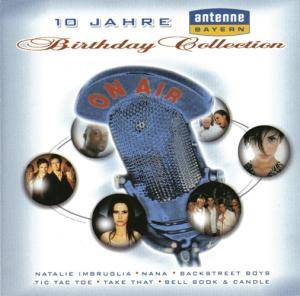 Cover - Roachford: 10 Jahre Antenne Bayern - Birthday Collection
