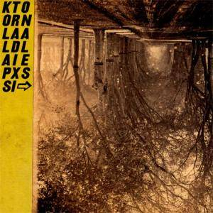 Thee Silver Mt. Zion Memorial Orchestra: Kollaps Tradixionales - Cover