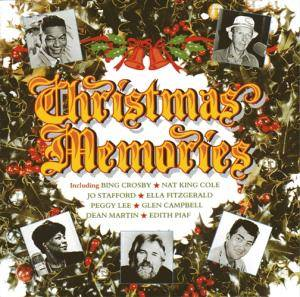 Christmas Memories - Cover