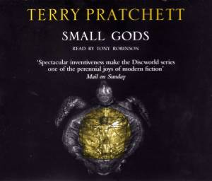Cover - Terry Pratchett: Small Gods