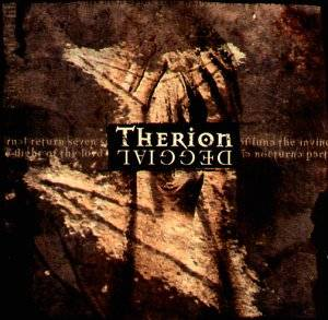 Therion: Deggial - Cover