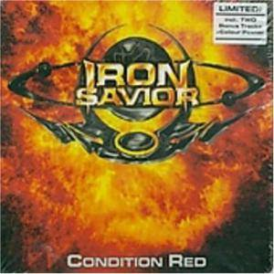 Cover - Iron Savior: Condition Red