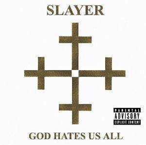 Slayer: God Hates Us All - Cover