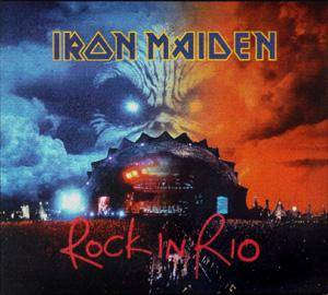 Iron Maiden: Rock In Rio - Cover