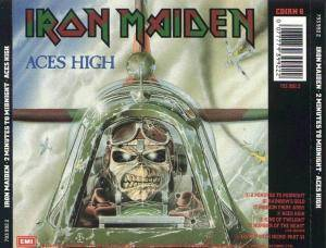 Iron Maiden: 2 Minutes To Midnight / Aces High (Mini-CD / EP) - Bild 2